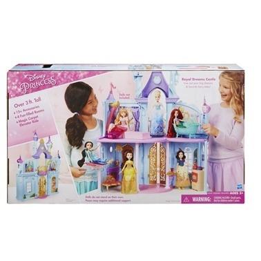 Disney Princess Disney Princess Çantalı Kraliyet Sarayı Renkli